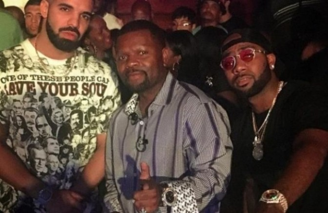 J Prince Instructed Drake Not To Respond To Pusha T