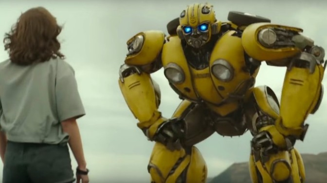 """Checkout the Trailer For """"Bumblebee"""""""