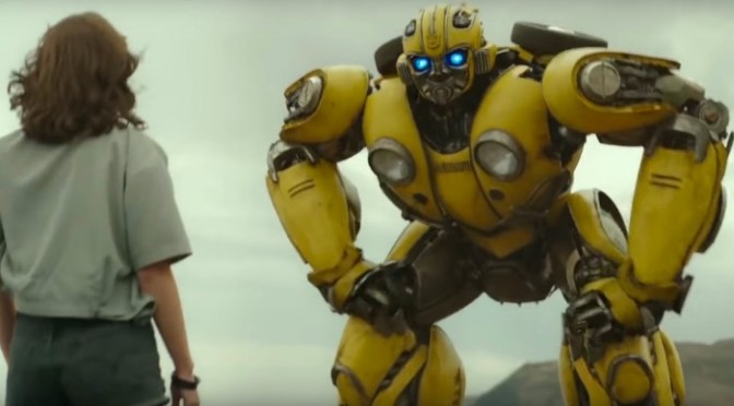 "Checkout the Trailer For ""Bumblebee"""