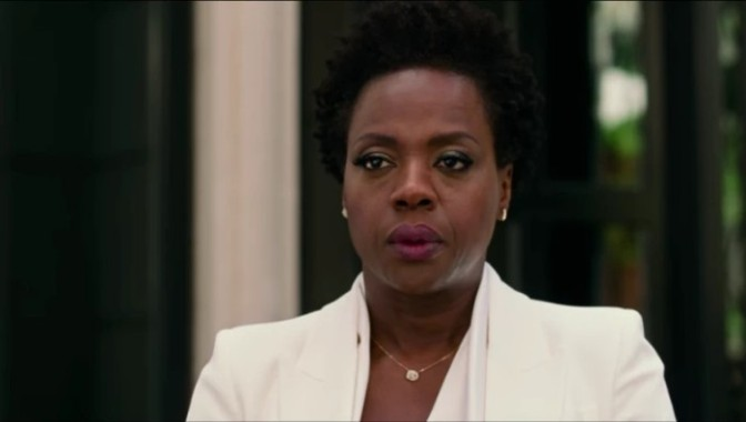 """Checkout The Trailer For Viola Davis' """"Widows"""""""