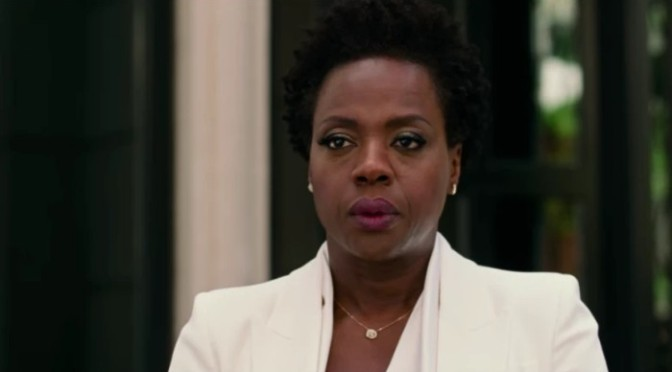 "Checkout The Trailer For Viola Davis' ""Widows"""