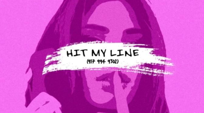 "Rob Markman Feat. Craigy F ""Hit My Line"""