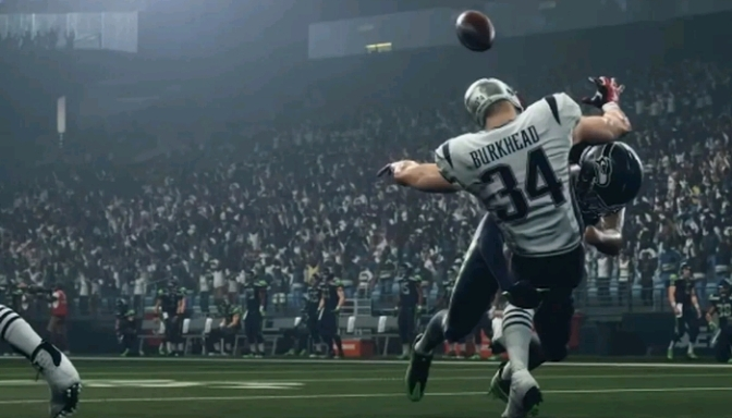 "(Trailer) ""Madden NFL 19"""