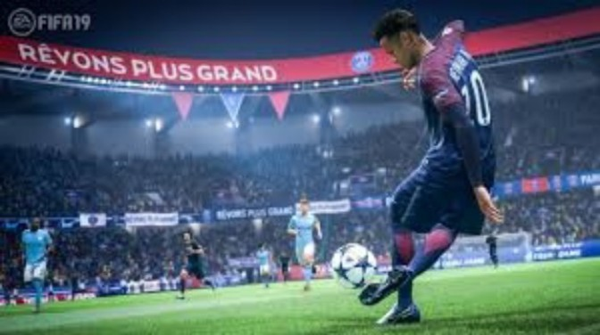"(Trailer) ""FIFA 19"""