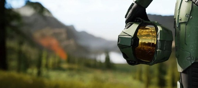 "(Trailer) ""Halo Infinite"""
