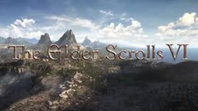 """(Teaser Trailer) """"The Elder Scrolls VI"""""""