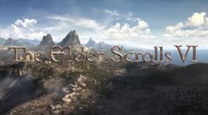 "(Teaser Trailer) ""The Elder Scrolls VI"""