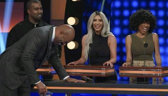 Kanye West, Kim, Khloe, Kris Jenner & More Appear On Family Feud