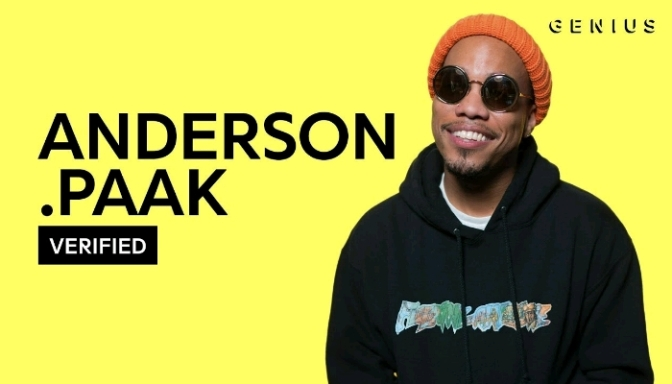 """Anderson .Paak Breaks Down Lyrics & Meaning For """"Bubblin"""""""