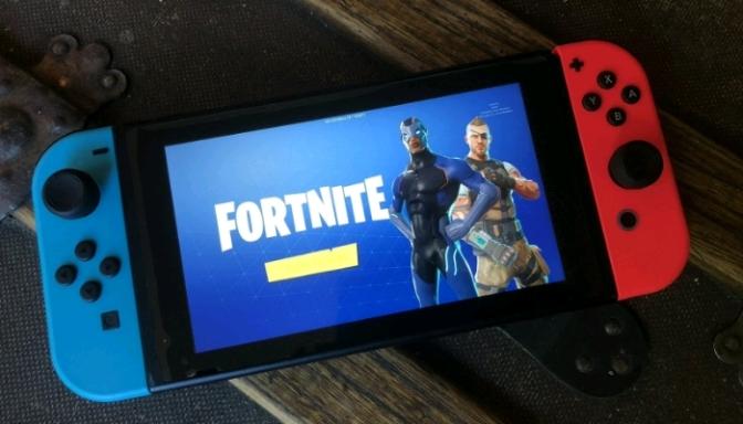 "(Trailer) ""Fortnite"" on Nintendo Switch"