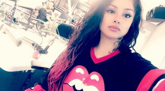 Snow Tha Product On The Breakfast Club