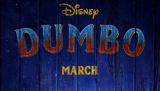 """(Teaser Trailer) """"Dumbo"""""""
