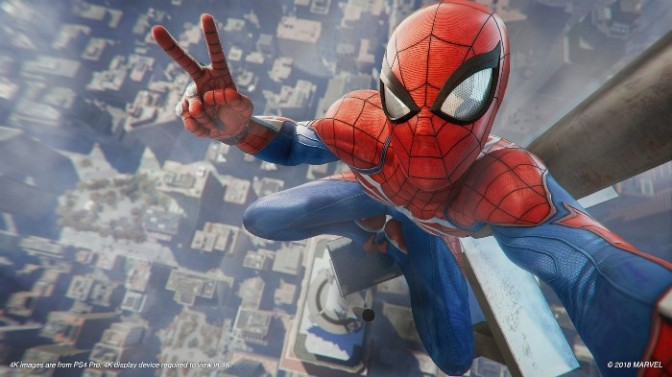 """Checkout the Gameplay Trailer For """"Marvel's Spider-Man"""""""