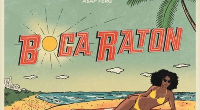 "Bas Feat. A$AP Ferg ""Boca Raton"""