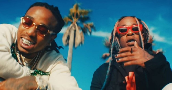 "(Video) Ty Dolla $ign Feat. Gucci Mane & Quavo ""Pineapple"""