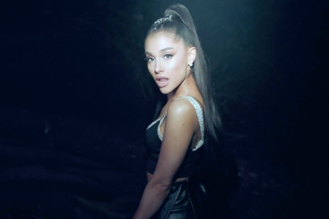 "(Video) Ariana Grande Feat. Nicki Minaj ""The Light Is Coming"""