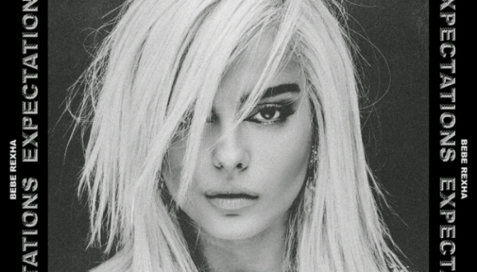 "(Stream) Bebe Rexha ""Expectations"" [LP]"
