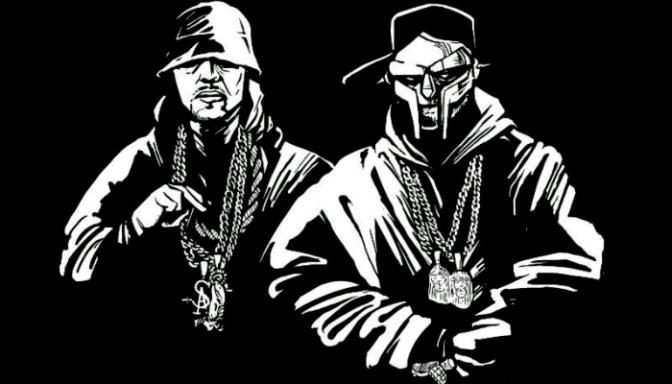 "DJ Muggs & MF DOOM Feat. Freddie Gibbs ""Death Wish"""